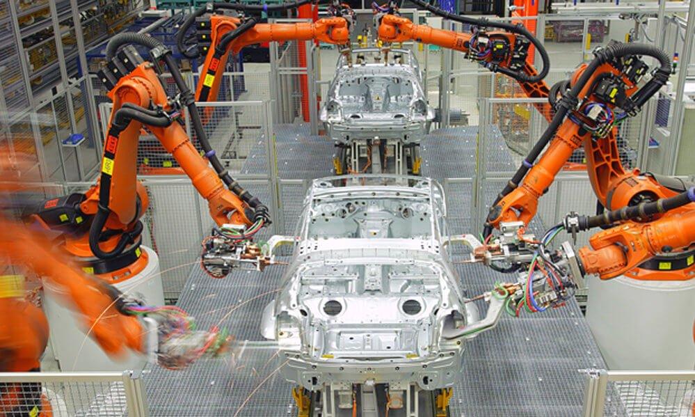Robótica, máquinas fazendo máquinas e inteligência artificial. Todos esses  ingredientes podem parecer enredo de ficção científica, mas são uma  realidade nas ... 60535ad198