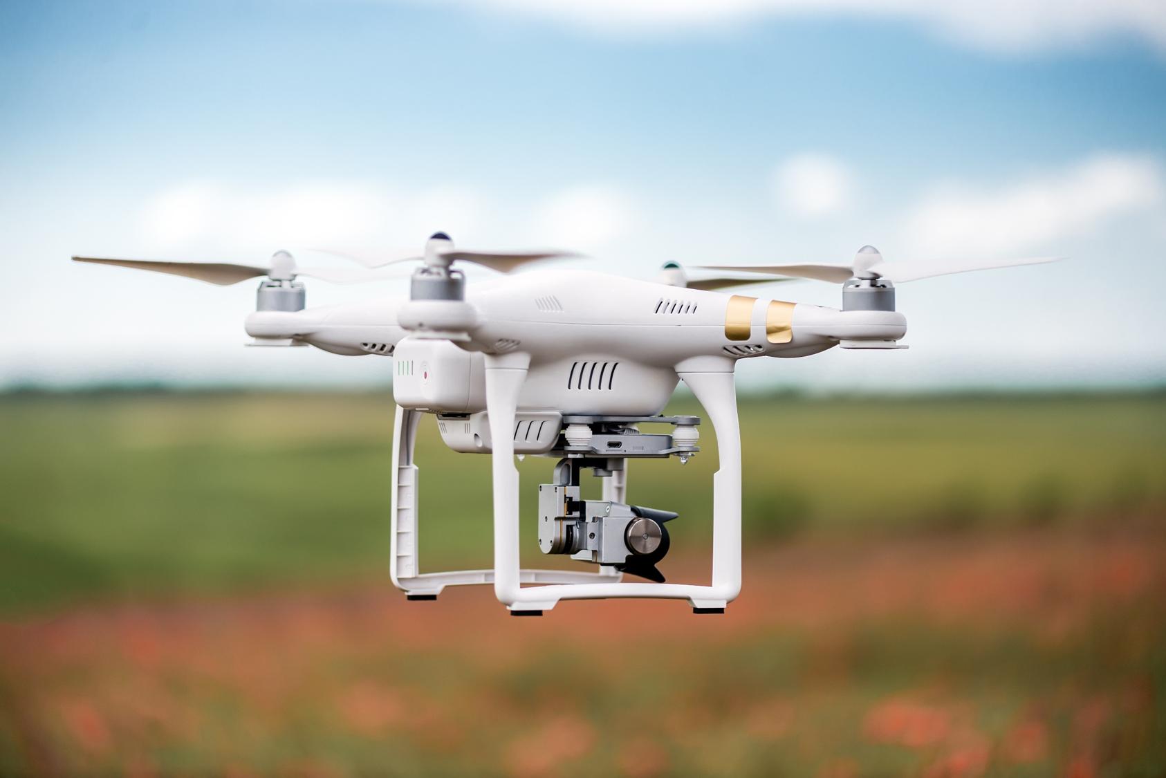drones inovadores