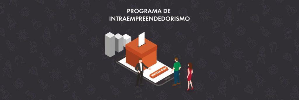Implante um programa de ideias